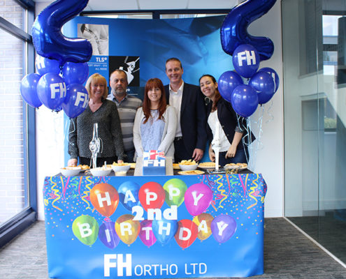 FH ORTHO LTD